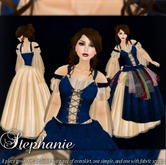 [K~*~S] Stephanie - Gown - Sapphire