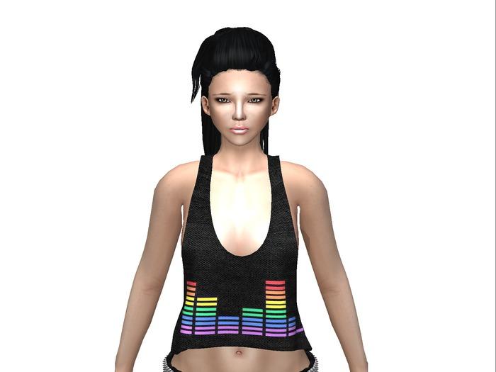 Gay Pride 1 Loose Vest