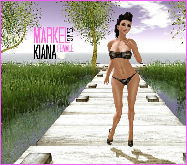 Markel Shapes :: Kiana::