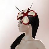 *LODE* Hat - Dark Fragrance [red]