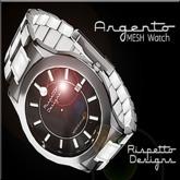 Rispetto Designs - Argento Watch - Silver