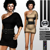 SHEY - Lourdes Mini Dress