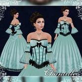 [K~*~S] Chantelle - Gown - Sky