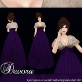 [K~*~S] Devora - Gown - Amethyst