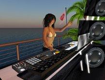DJ Animation! Producer Animation! Hot DJ Anim for your Club!