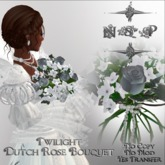 NSP Twilight Dutch Rose Boquet (boxed)