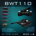 [BW] BWT110 (Tank)