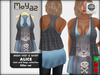 Alice Mesh vest and shirt ~ Cats and Dogs collection Killer Cat