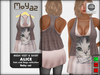 Alice Mesh vest and shirt ~ Cats and Dogs collection Baby Cat