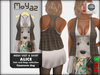 Alice Mesh vest and shirt ~ Cats and Dogs collection Casanova Dog