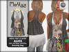 Alice Mesh vest and shirt ~ Cats and Dogs collection Scouting Dog
