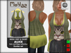 Alice Mesh vest and shirt ~ Cats and Dogs collection Zumba Cat