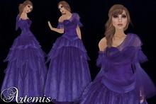 [K~*~S] Artemis - Gown - Lavendar