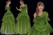 [K~*~S] Artemis - Gown - Sweet Grass