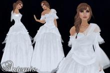 [K~*~S] Artemis - Gown - Frost