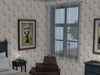 Dutchie sheer mesh curtains, open and close with a mouseclick