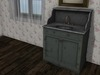 Dutchie mesh colorchange distressed painted sink console, 11 animations and 5 wearable items