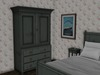 Dutchie mesh colorchange gustavian bedroom wardrobe