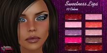 .:Glamorize:. Sweetness Lips - 10 Colors
