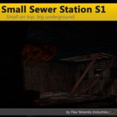 [FYI] Small Mesh Underground Sewer Processing Station S1