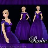 [K~*~S] Roslin - Gown - Grape