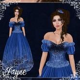 [K~*~S] Jayne - Gown - Sky