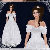 [K~*~S] Jayne - Gown - Snow