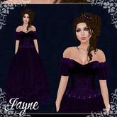 [K~*~S] Jayne - Gown - Amethyst
