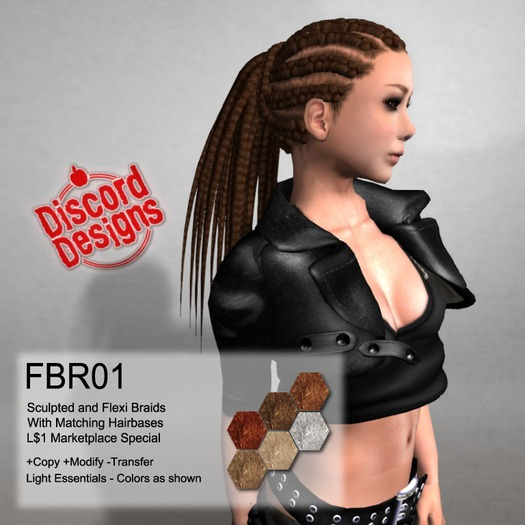 Discord Designs - FBR01 - Light Essentials