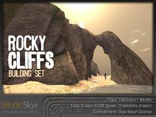 Rocky Cliffs Building Set