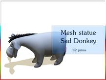Animal Farm - Sad Donkey