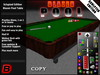 Blazen Pool (Playable Sculpty Pool Table) Copyable Version