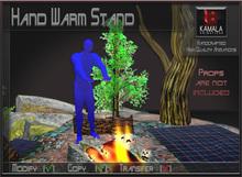 Activities *Hand Warm Stand* Copyable Poseball
