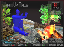 Activities *Warm Up Male* Animations for Builders