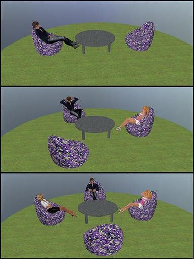 Magical Sitting Suite