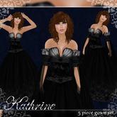 [K~*~S] Kathrine - Gown - Coal