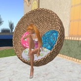 Swinging Basket - Smooth Swing! - Low Prim!