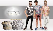 CREDO - 'Rolled Cuff' Shirt Classy Pack Heavy