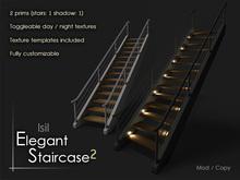 ~Isil~ Elegant Staircase 2 (mod / copy)