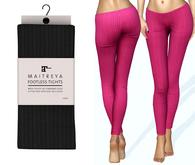 Maitreya * Footless Tights Coal