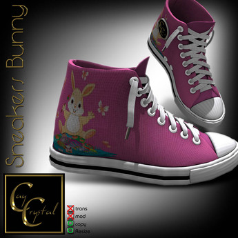 CCD Sneakers Bunny