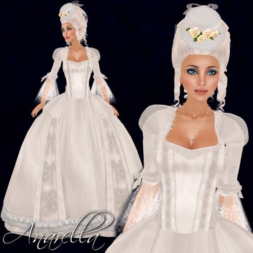 [K~*~S] Anarella - Gown - Ice