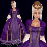 [K~*~S] Anarella - Gown - Lavendar