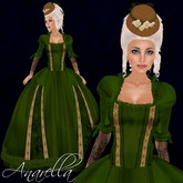 [K~*~S] Anarella - Gown - Forest