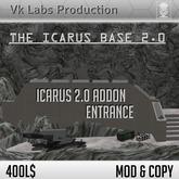Icarus 2.0 : Entrance Addon [tagSciFi]
