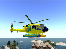 Island  Hopper  Helicopter
