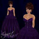 [K~*~S] Lynet - Gown - Amethyst