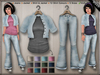 DN Mesh: Casual Outfit w HUD