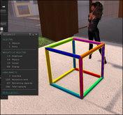 Cube Mesh w/UVMap