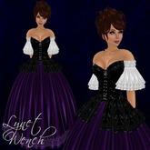 [K~*~S] Lynet - Wench - Gown - Amethyst
